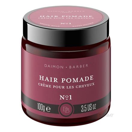Daimon Barber Hair Pomade, No. 1, 100 gr.
