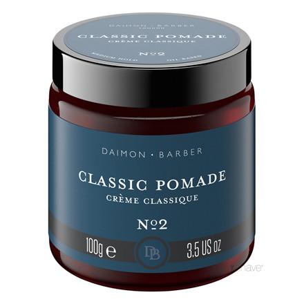 Daimon Barber Classic Pomade, No. 2, 100 gr.