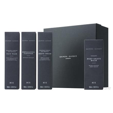 Daimon Barber Lux Shaving Set