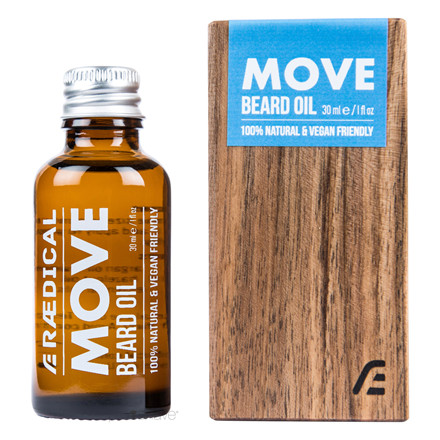 Rædical Move Skægolie, 30 ml.