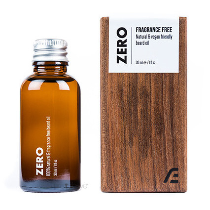 Rædical Zero Skægolie, 30 ml.