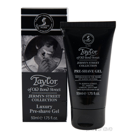 Taylor Of Old Bond Street Preshave Gel, Jermyn Street, 50 ml.
