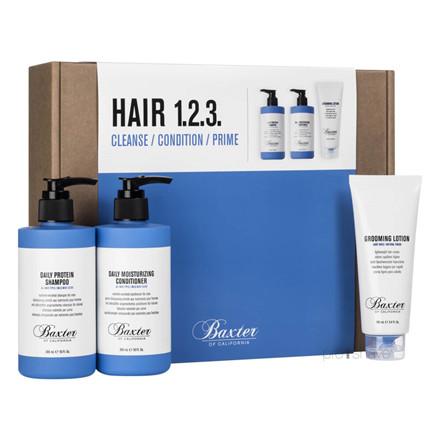 Baxter Of California Hair 123 Kit