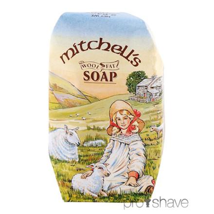 Mitchell's Wool Fat Håndsæbe, 75 gr.