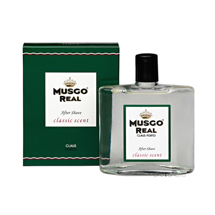 Musgo Real Aftershave Cologne Classic, 100 ml.