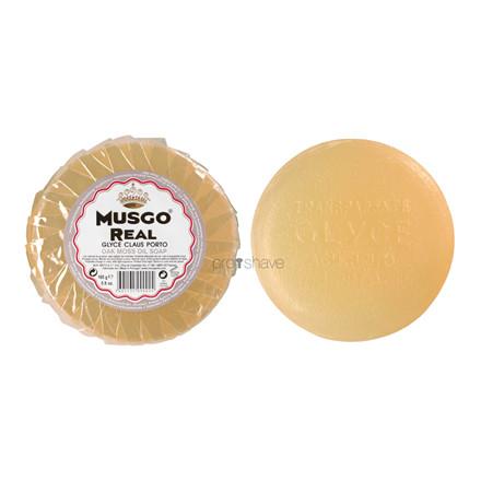 Musgo Real Glycerinsæbe til ansigtet, Oak Moss, 165 gr.