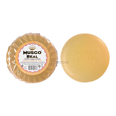 Musgo Real Glycerinsæbe til ansigtet, Spiced Citrus, 165 gr.