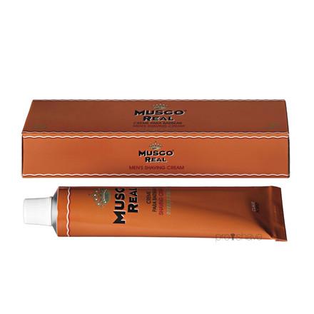Musgo Real Barbercreme, Orange Amber, 100 ml.