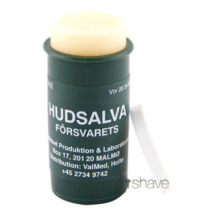 Forsvarets Hudsalve, 9 ml.