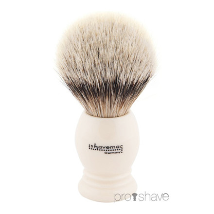 Shavemac Barberkost, Silvertip Badger, 23 mm