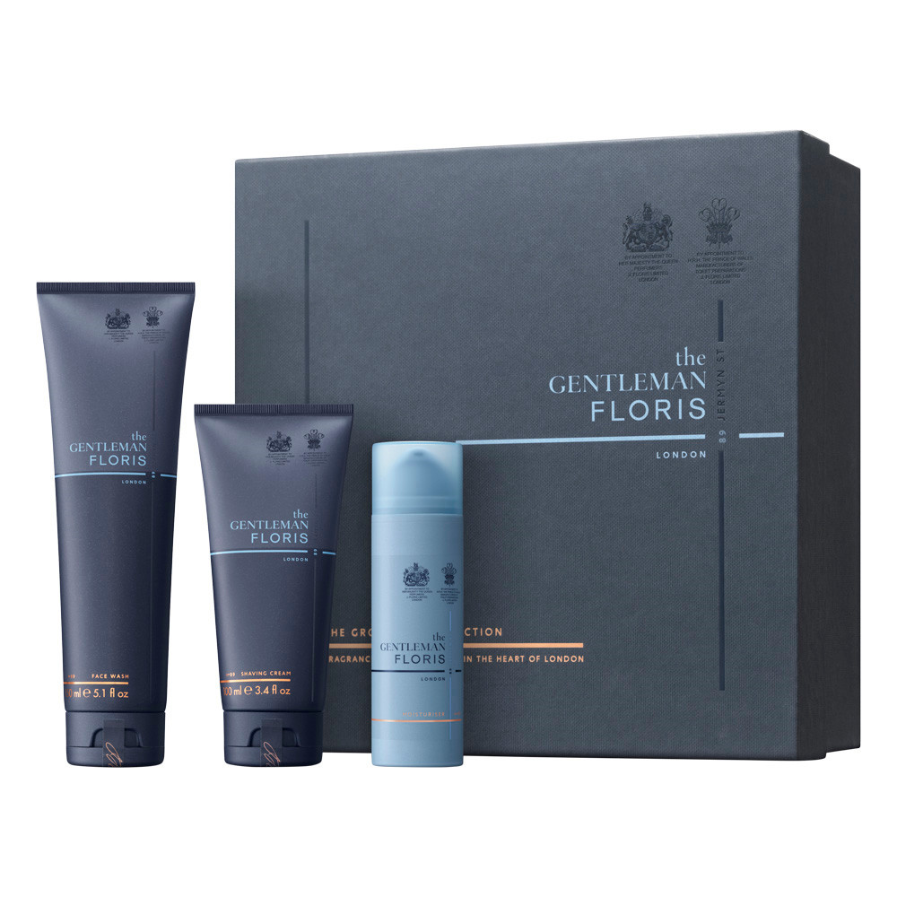 The Gentleman Floris No. 89 Grooming Collection
