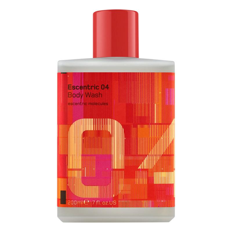 Escentric 04 Body Wash, 200 ml.