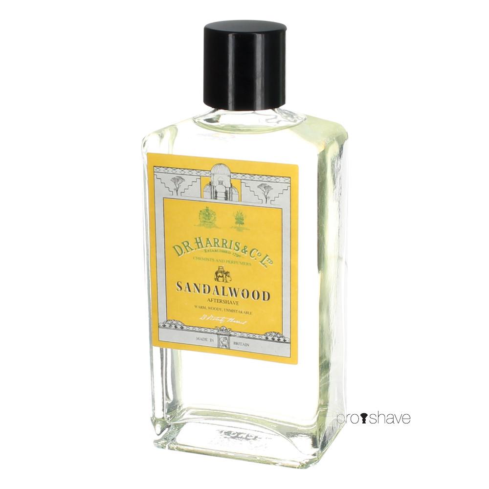 D.R. Harris Sandeltræ Aftershave, 100 ml.