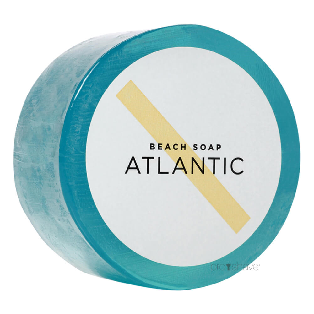 Baxter Of California Atlantic Glycerinsæbe, Lime & Eucalyptus, 100 gr.