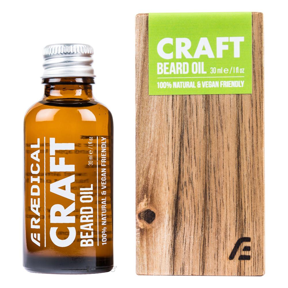 Rædical Craft Skægolie, 30 ml.