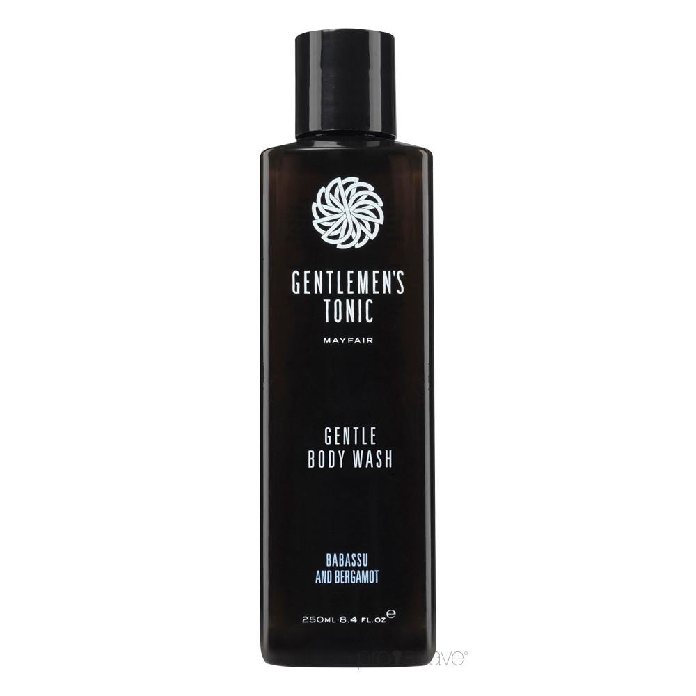 Gentlemens Tonic Gentle Body Wash, 250 ml.