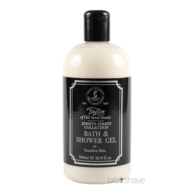 Taylor Of Old Bond Street Bath & Shower Gel, Jermyn St Collection, 500 ml.