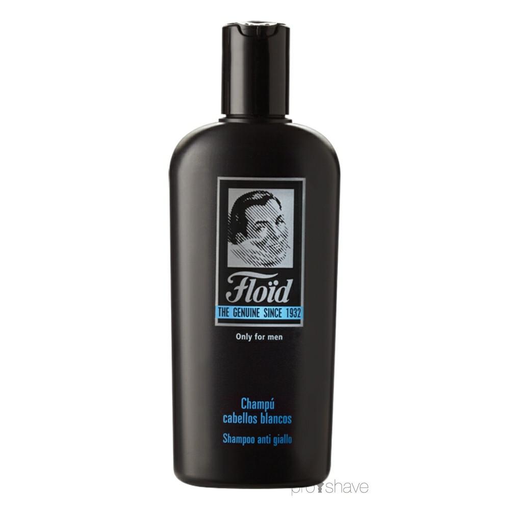 Floïd Shampoo til grå hår, 250 ml.