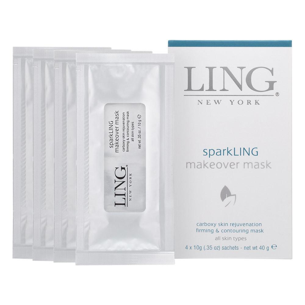 Ling New York SparkLing Make-over mask, 5 x 7 gr.