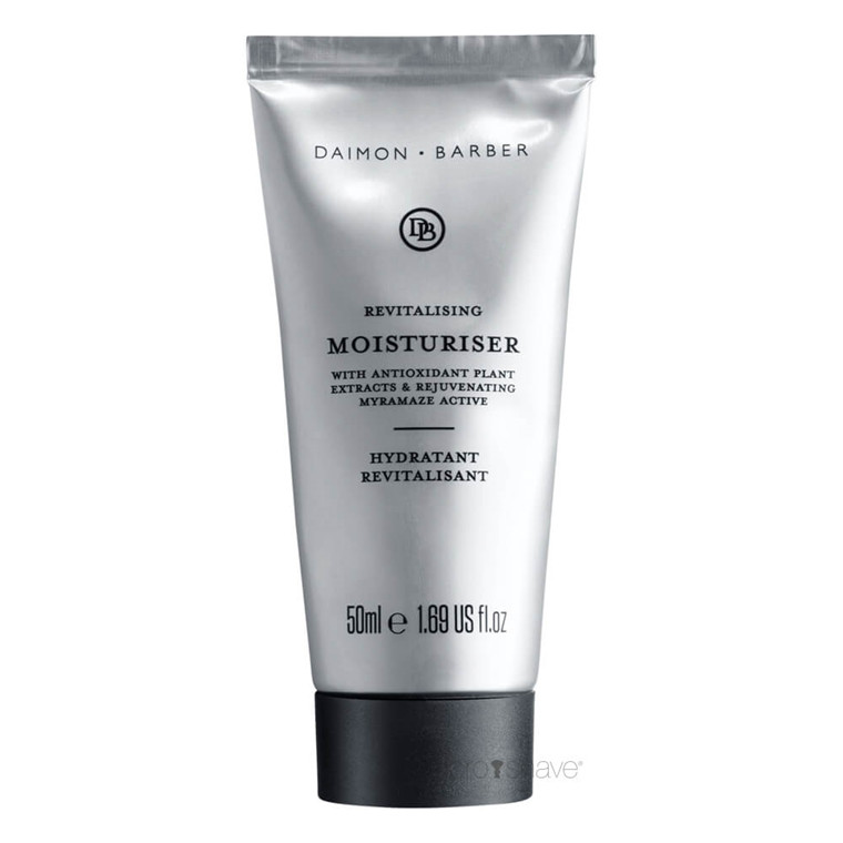 Daimon Barber Revitalising Moisturiser, 50 ml.