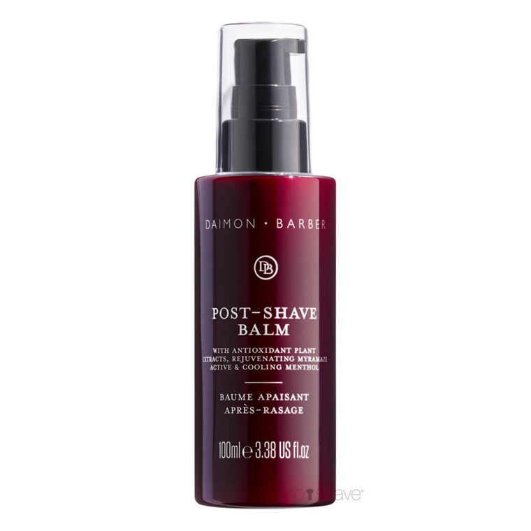 Daimon Barber Post Shave Balm, 100 ml.