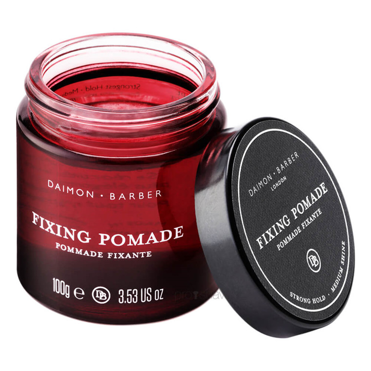 Daimon Barber Fixing Pomade, 100 gr.
