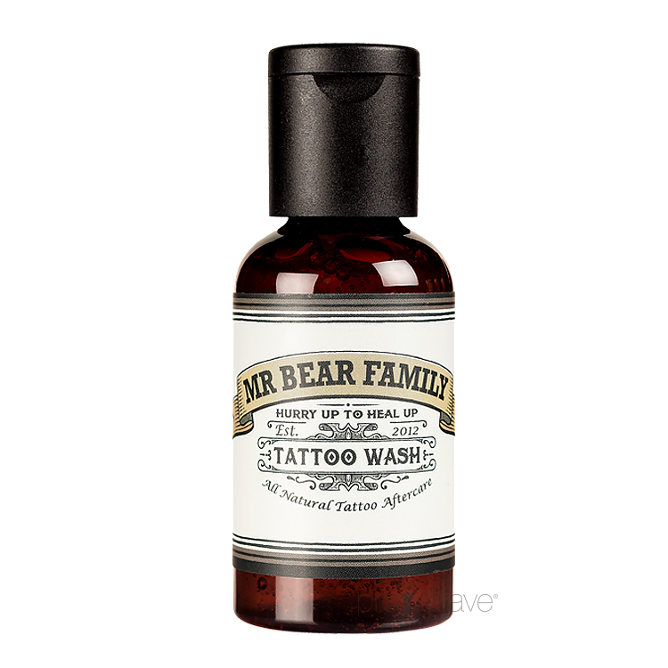 Mr. Bear Tattoo Wash, 50 ml.