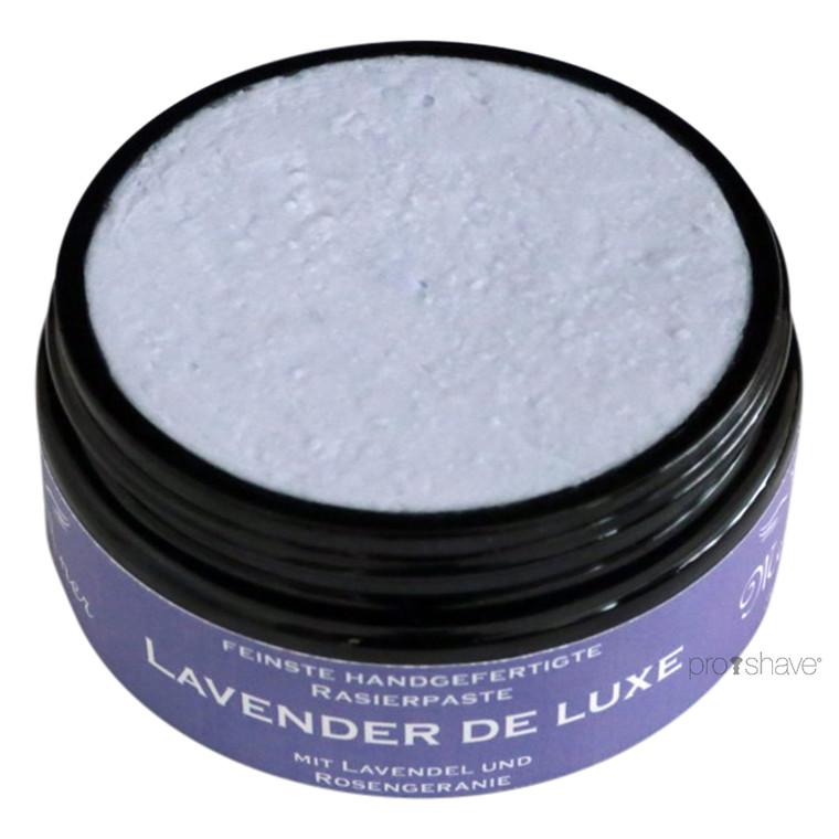 Meißner Tremonia Lavender de luxe Barbercreme, 200 ml.
