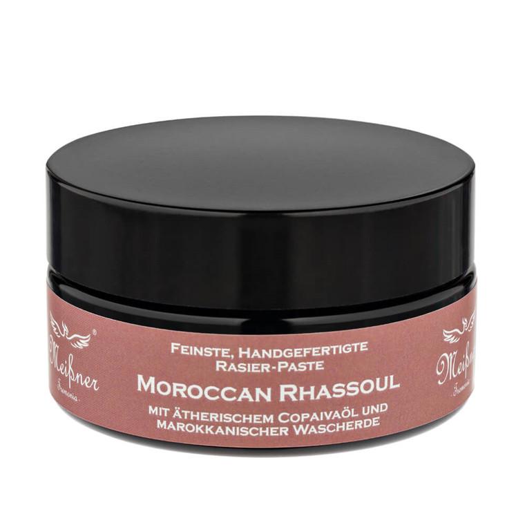 Meißner Tremonia Moroccan Rhassoul Barbercreme, 200 ml.