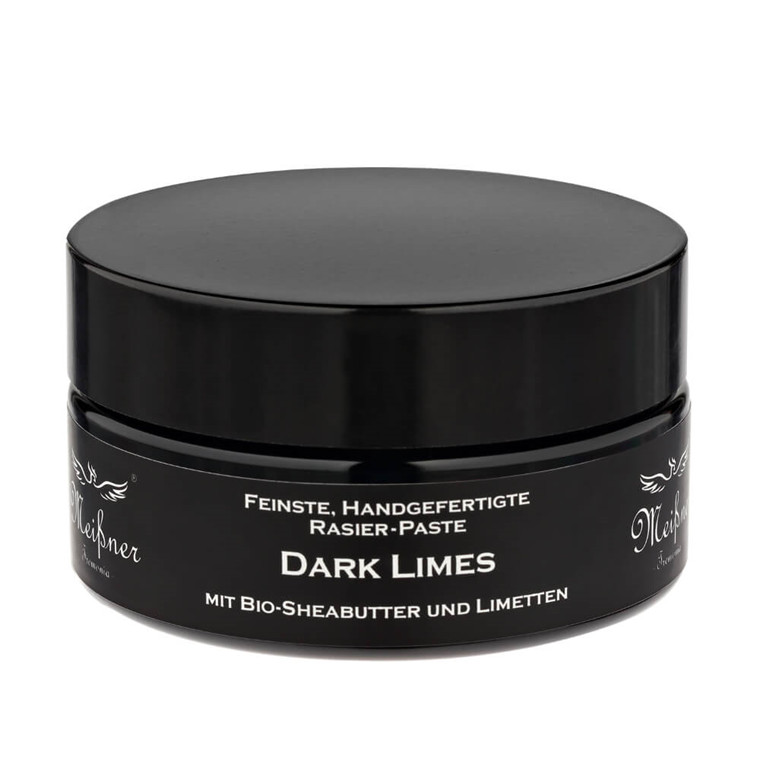Meißner Tremonia Dark Limes Barbercreme, 200 ml.