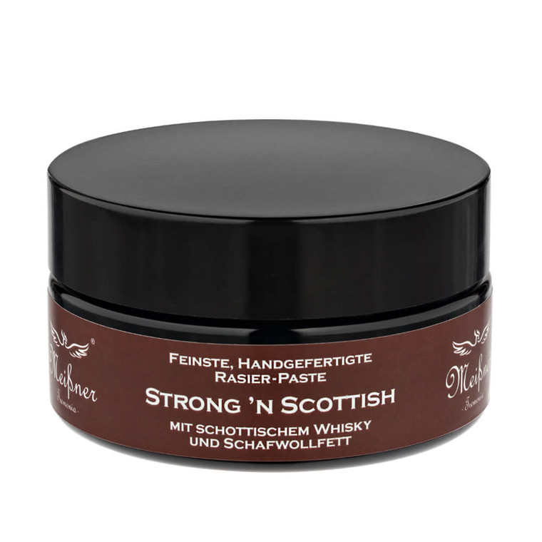 Meißner Tremonia Strong'n scottish Barbercreme, 200 ml.
