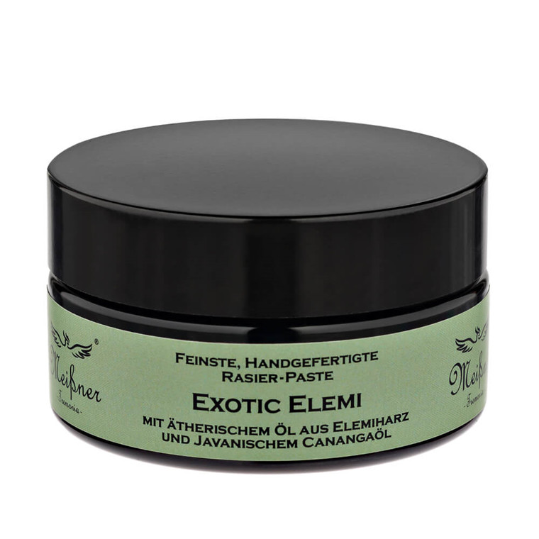 Meißner Tremonia Exotic Elemi Barbercreme, 200 ml.