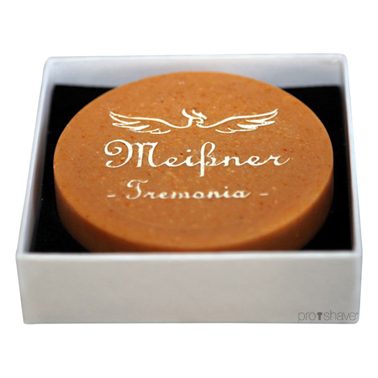 Meißner Tremonia Indian flavour Preshavesæbe, 95 gr.