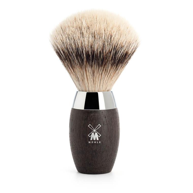 Mühle Silvertip Barberkost, 21 mm, Kosmo, Moseeg