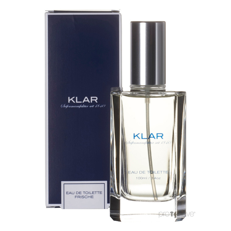 Klar Seifen Fresh Eau de Toilette, 100 ml.