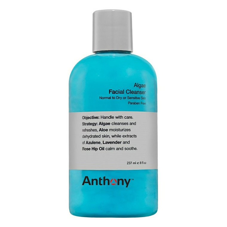 Anthony Algae Facial Cleanser, 237 ml.