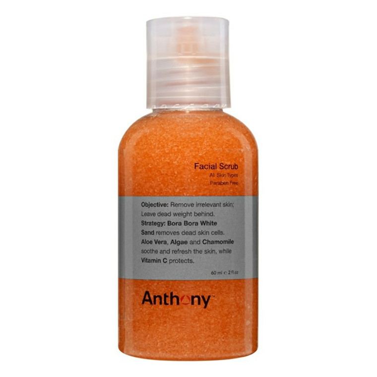 Anthony Facial Scrub, 60 ml.