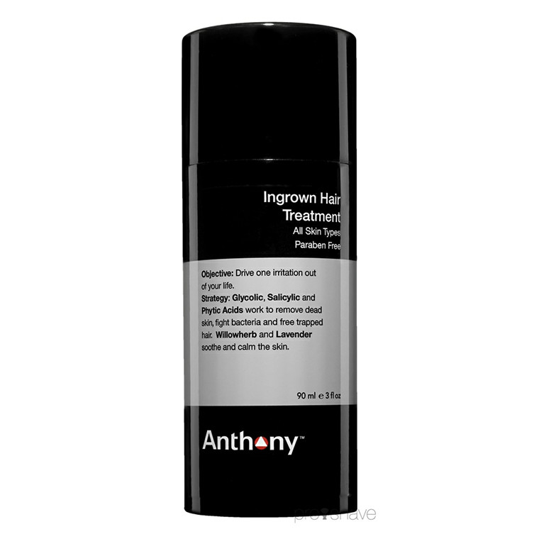 Anthony Ingrown Hair Treatment, 90 ml.