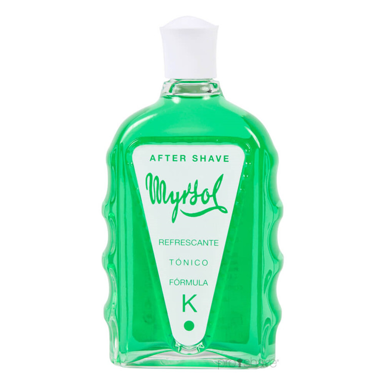 Myrsol Aftershave & Face Tonic, Formula K, 180 ml.