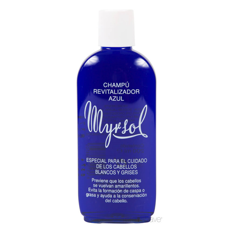 Myrsol Shampoo til grå hår, 200 ml.