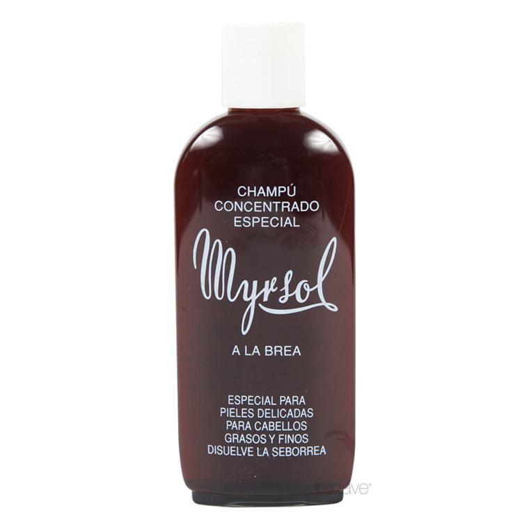 Myrsol Shampoo til fedtet hår, 200 ml.