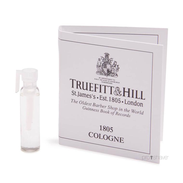 Truefitt & Hill Duftprøve 1805