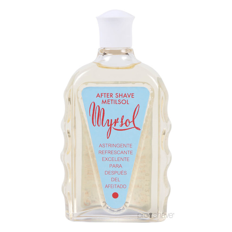 Myrsol Aftershave Lotion, Metilsol, 180 ml.