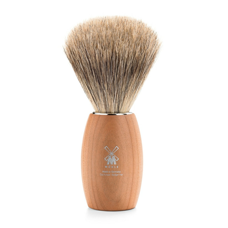 Mühle Fine Badger Barberkost, 21 mm, Blommetræ