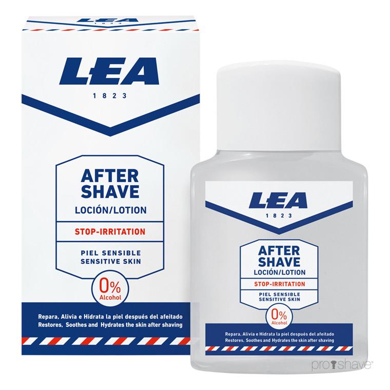 LEA Aftershave, Alkoholfri, 125 ml.