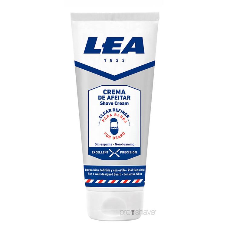 LEA Præcisions Barbercreme, 100 ml.