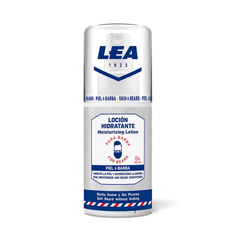 LEA Fugtighedscreme til Ansigt og Skæg, 75 ml.