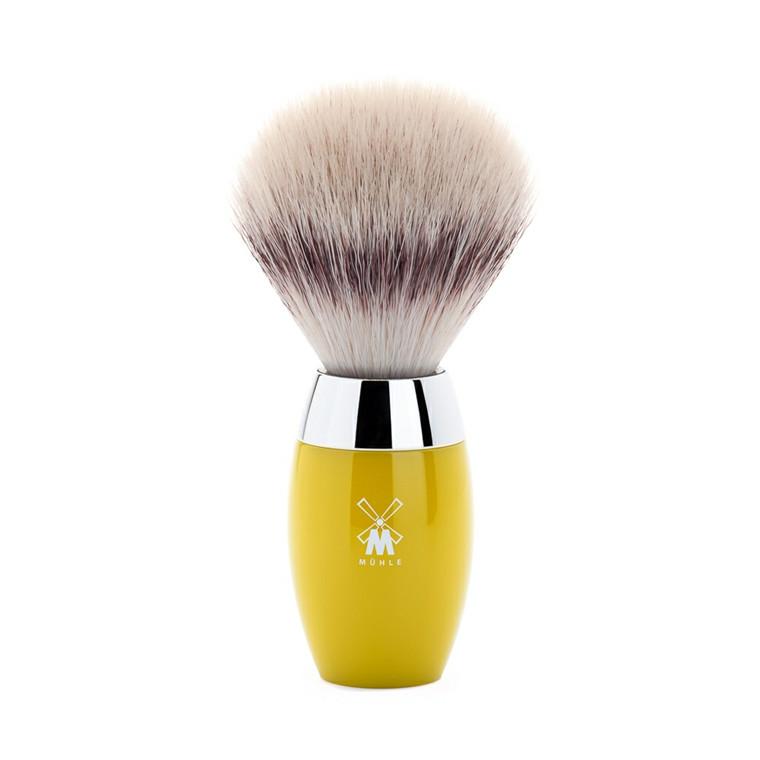 Mühle Silvertip Fibre® Barberkost, 21 mm, Kosmo, Citrus Kunstharpiks