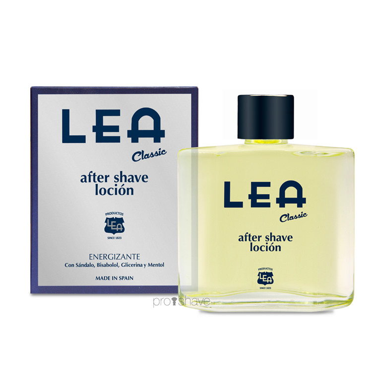 LEA Classic Aftershave Lotion, 100 ml.