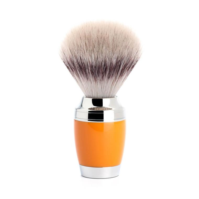 Mühle Silvertip Fibre® Barberkost, 21 mm, Stylo, Butterscotch